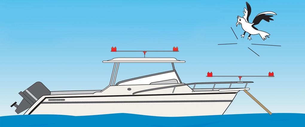 Gullsweep slide illustration